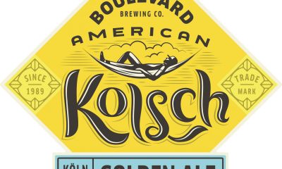 Boulevard American Kolsch Beer Available